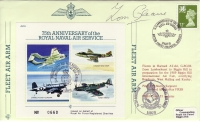 75th Anniversary RNAS - Signed