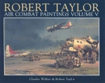 AIR COMBAT PAINTINGS Vol. 5 - USAAF EDITION (H/B)