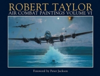 AIR COMBAT PAINTINGS Vol. 6 - RAF Limited Edition + Print