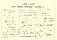 AIR COMBAT PAINTINGS Vol 6 - Special Edition