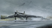 AVRO VULCAN SCRAMBLE - various signed editions