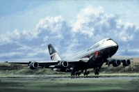 BOEING 747 CLASSIC - various signed editions