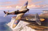 COMBAT OVER BEACHY HEAD