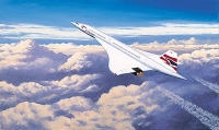 CONCORDE - PRIDE OF BRITAIN (Remarque)