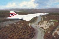 CONCORDE - THE LAST FLIGHT HOME (Remarque)