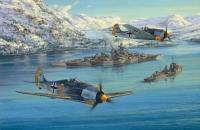 Eismeer Patrol - Kriegsmarine Portfolio Remarques
