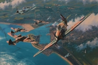 FEAR NOTHING - Battle of Britain Portfolio Remarques