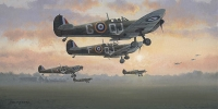 FIRST LIGHT - BATTLE OF BRITAIN 1940 (Various Editions)