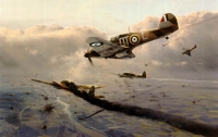HURRICANE FORCE - (Ex display Print)