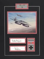 Luftwaffe Series- ADOLF GALLAND & WALTER KRUPINSKI