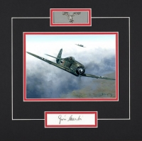 Luftwaffe Series  - ALFRED GRISLAWSKI