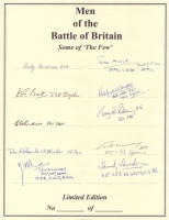MEN OF THE BATTLE OF BRITAIN - No: 02