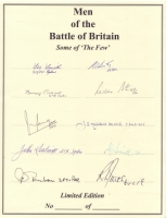 MEN OF THE BATTLE OF BRITAIN - No: 04