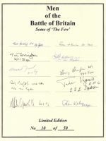 MEN OF THE BATTLE OF BRITAIN - No: 06