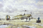 Winter's day at Coltishall - Battle of Britain Mulit-Signed Edit