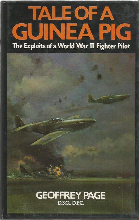 Special edition book signed by Battle of Britain pilots